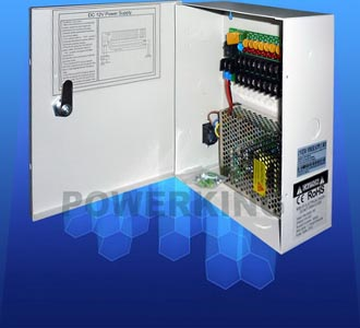 CCTV power supply PK1209-5A