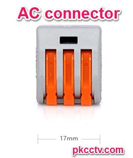 AC power connector AC connector 003