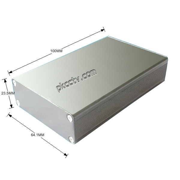 Aluminium case PK-AS074