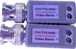 Passive one-way video balun PKVB-CTA3