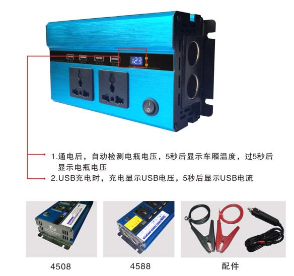Intelligent Inverter PK-4580