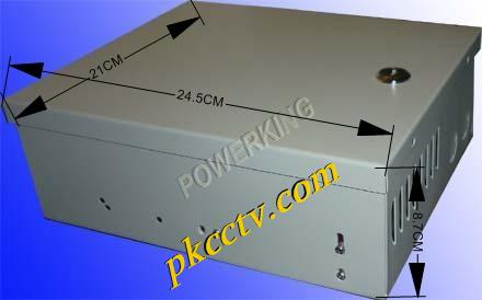 DC12V 20A power supply box for CCTV camera