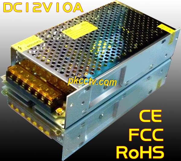 DC12V10A Power supply